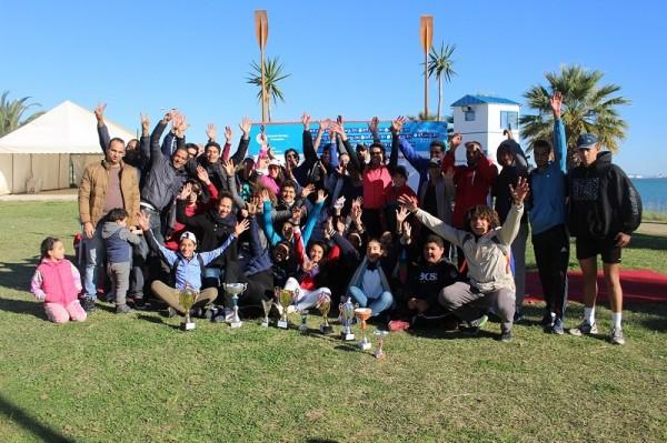 Coupe de Tunisie d'Aviron Olympique 2017