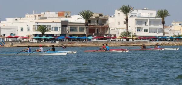 Championnat de Tunisie Aviron de Mer 2018 J1