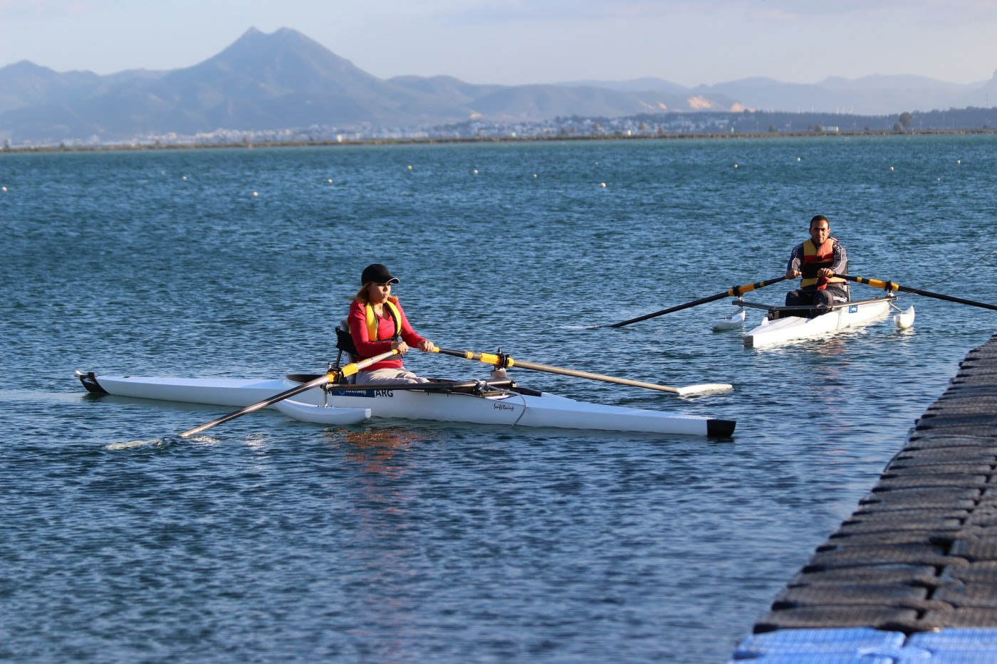 2019-African-Para-Rowing-training-camp-and-TLISR-Tunis-2