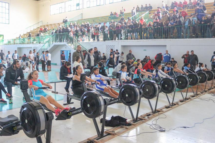 Championnat Aviron en Salle 2019