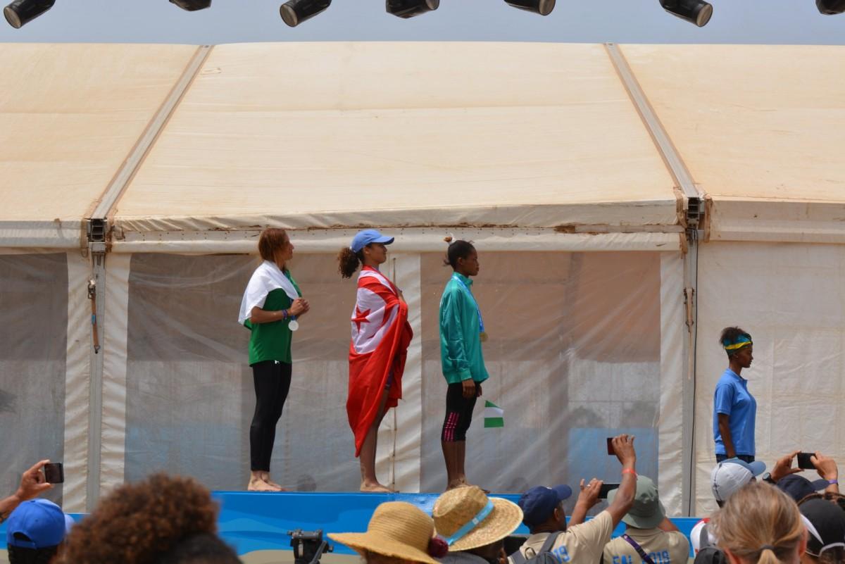 Jeux africains de Plage 2019 – Résultats