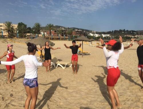 Stage de préparation des équipes nationales junior et U16