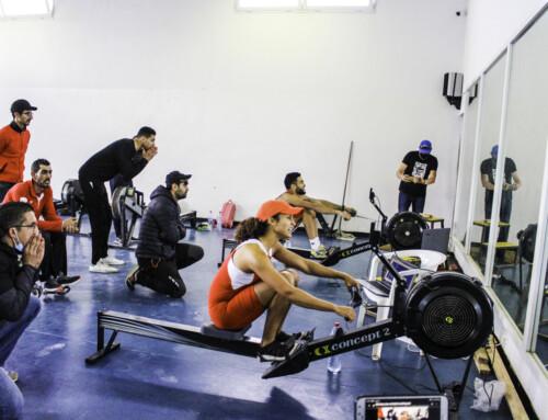 Championnats du monde d'aviron Indoor 2021 – Médaille d'Argent pour Sarra Zammeli
