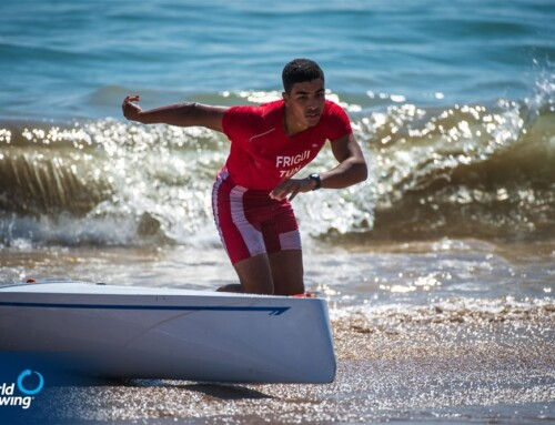 Médaille de Bronze pour Bilel Frigui aux Championnats du monde d'aviron de plage 2021