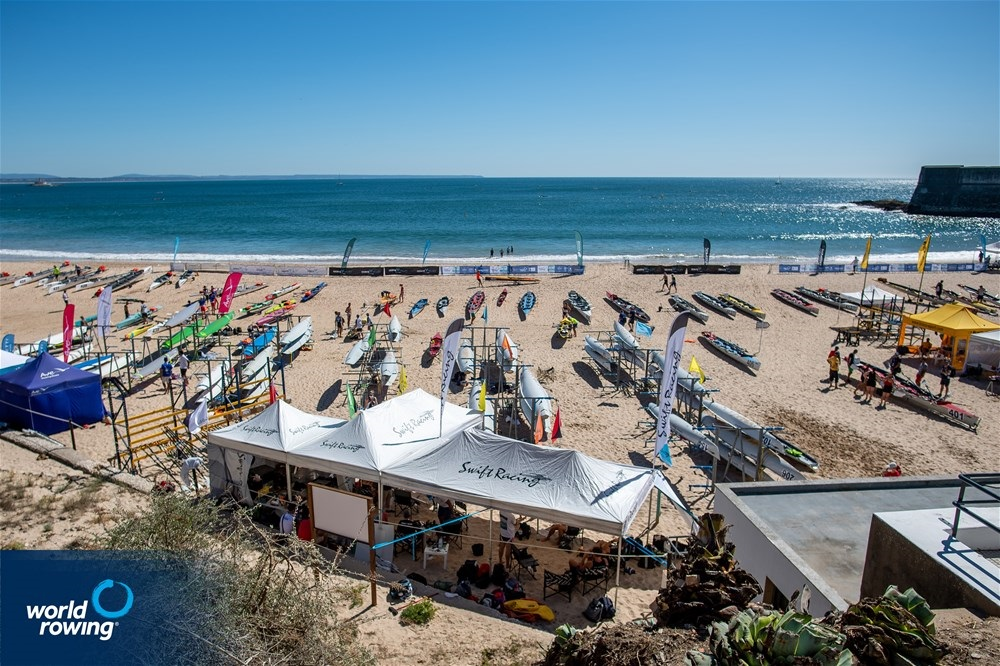 2021 World Rowing Coastal Championships, Oeiras, Portugal / World Rowing/Benedict Tufnell