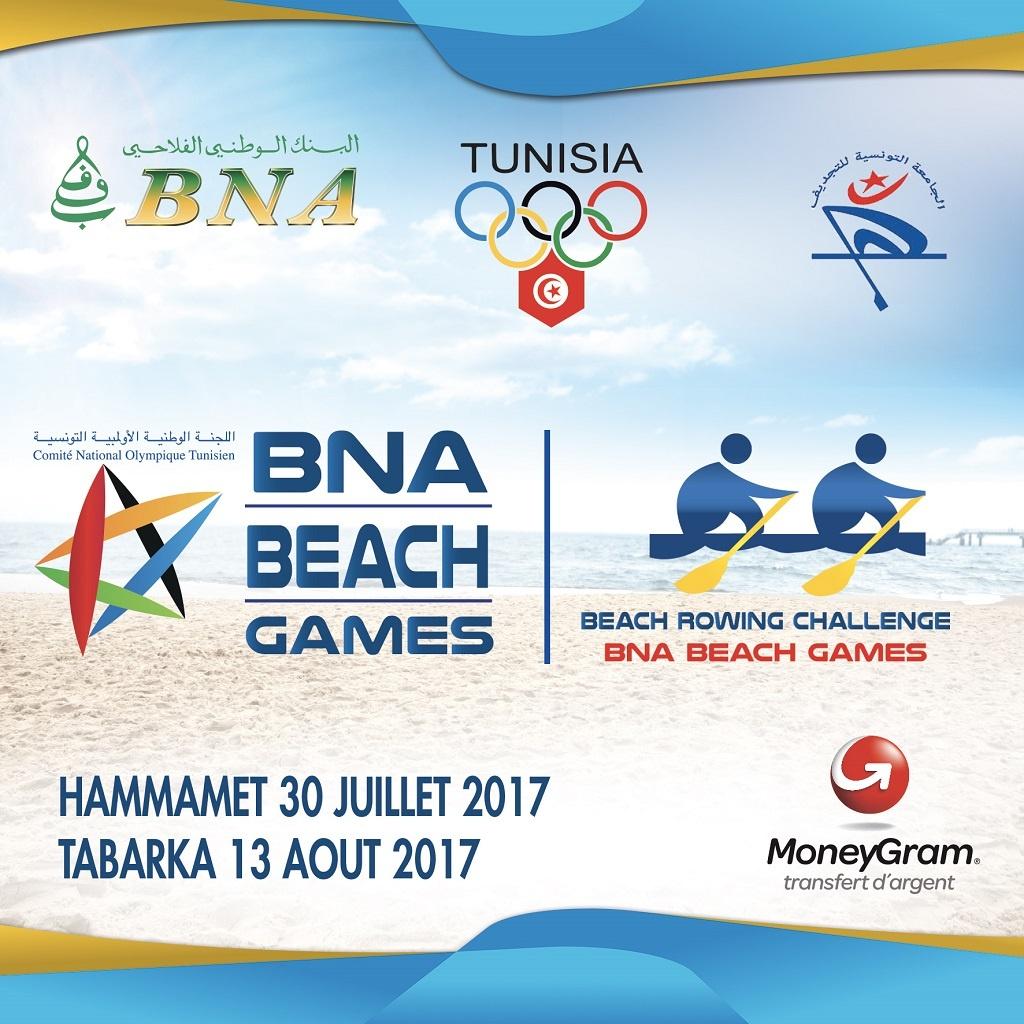 les 3 me jeux de plage de tunisie bna beach games 2017 tunisian rowing federation. Black Bedroom Furniture Sets. Home Design Ideas