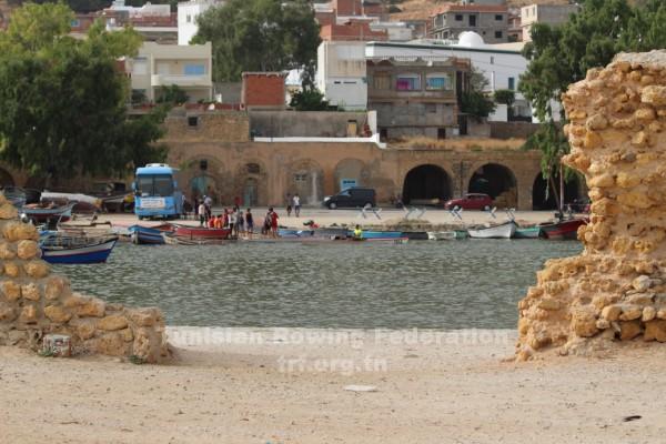 Journée Portes Ouvertes d'Aviron à Ghar El Melh 2017